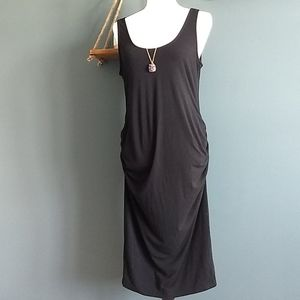 Black Maternity Dress * Size Medium